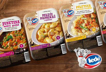 YADA YADA YADA AND THE NEW CAMPAIGN FOR LEDO READY-MADE MEALS IS CREATED