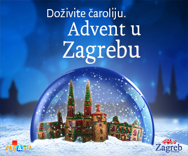 The new magic of Advent in Zagreb