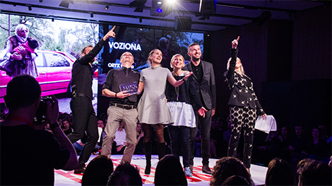 """Voziona"" gets 1st place in ""Best Branded Content"" category in prestigious Mixx contest for Unex Group"